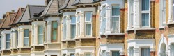 Line of houses   Property Owners Insurance