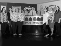 Admin team photo | MCM Insurance
