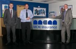 MCM Insurance Brokers front desk