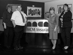Accounts Team photo | MCM Insurance